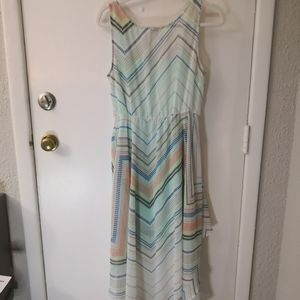 Candie's Juniors High Low Maxi Dress